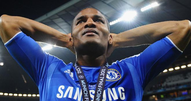 Florent Malouda expressed his surprise at FC Zurich's tweet