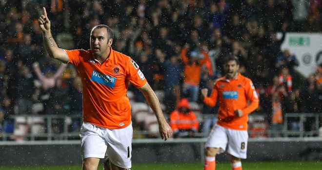 Gary Taylor-Fletcher: Free agent after leaving Blackpool