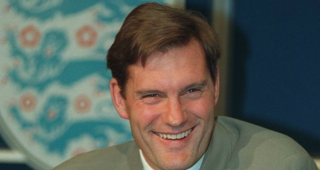 Hoddle was named England manager in 1996 and was in charge of the 1998 World Cup campaign