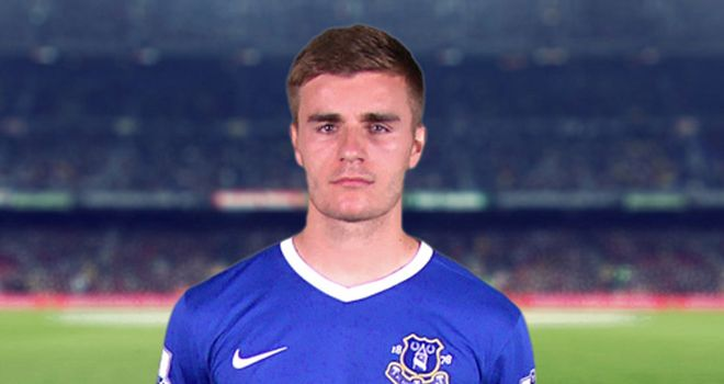 Luke Garbutt: New two-year deal for Everton defender