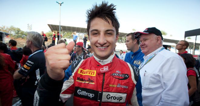 Mitch Evans: GP3 Champion (Image: GP3 Series Media)