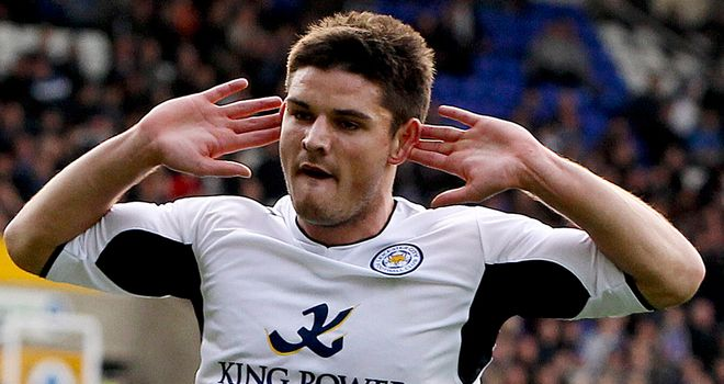 Ben Marshall: On target for Leicester