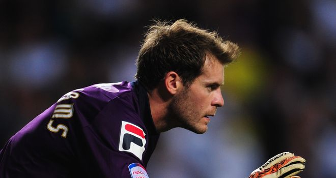 Owain Fon Williams: Set to sign new deal with Tranmere