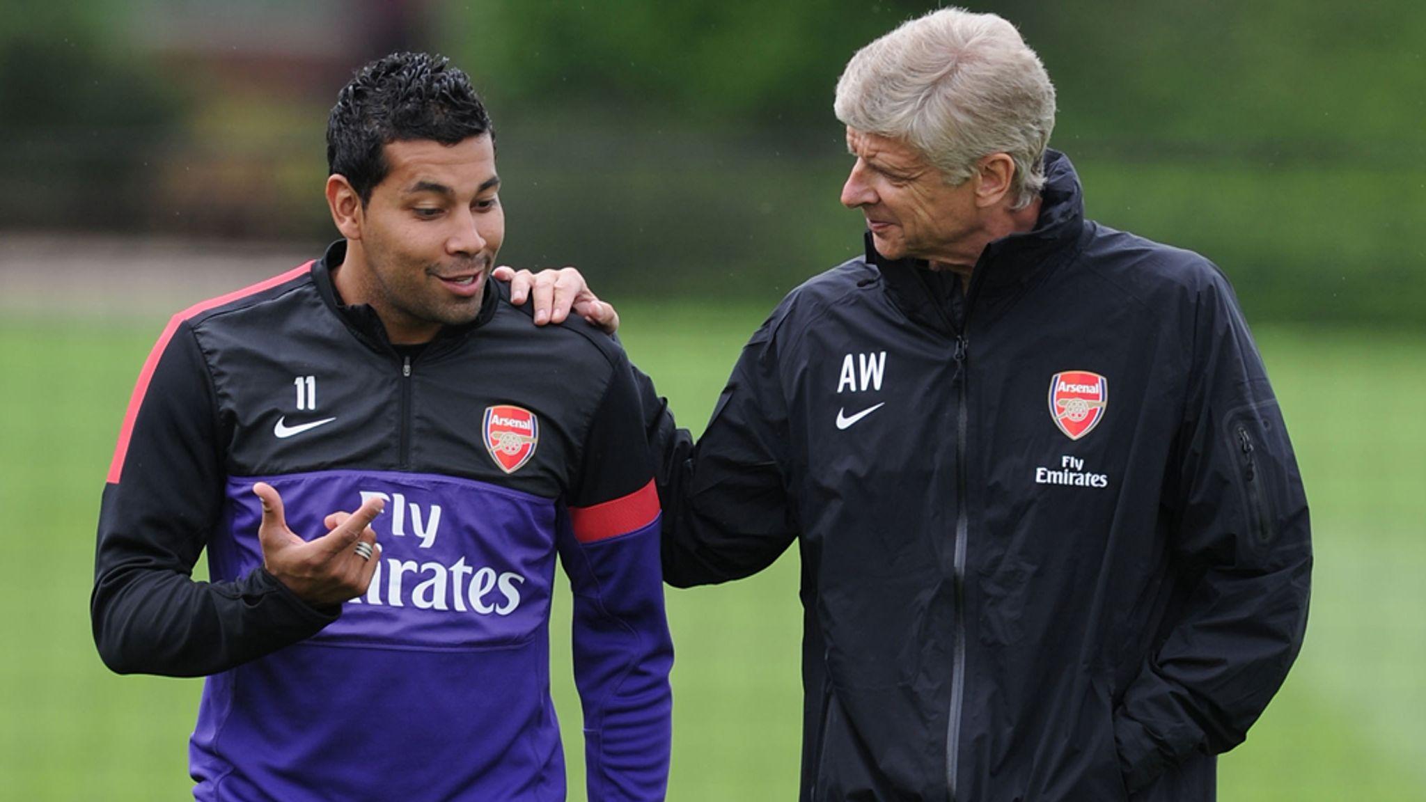 Andre-Santos-Arsene-Wenger-Arsenal-1024_