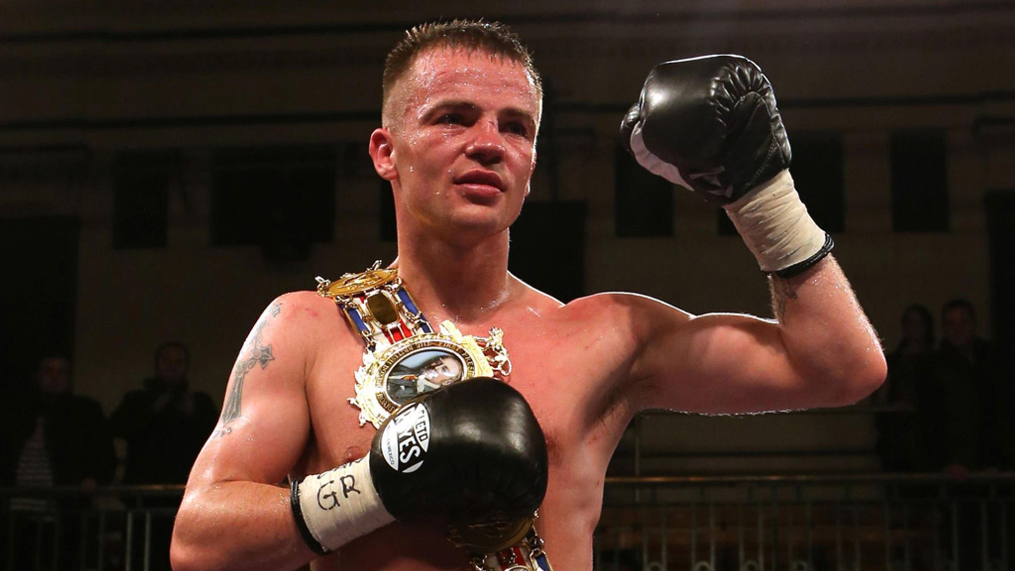 Frankie Gavin Looking Beyond Jason Welborn Ahead Of Midlands Clash On Friday Boxing News Sky Sports