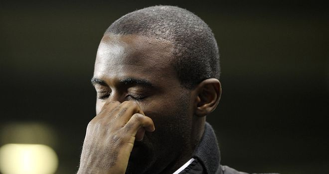 Fabrice Muamba: Emotional return to White Hart Lane