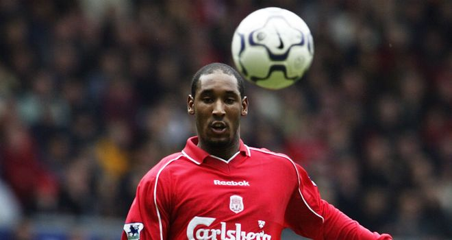 Nicolas Anelka spent five months on loan at Liverpool in 2001 but Gerard Houllier opted to let him return to PSG
