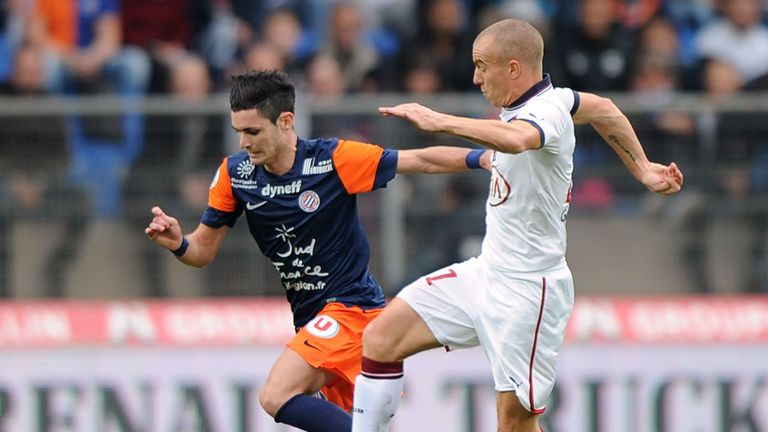 Remy Cabella: Montpellier midfielder is wanted in the Premier League