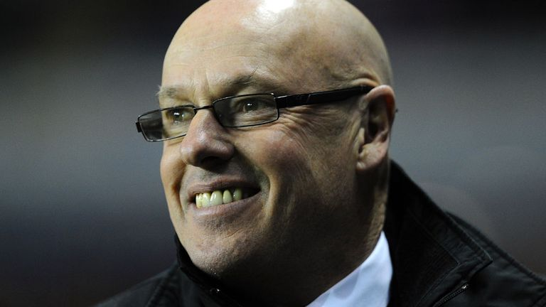 Brian McDermott: Reading boss plans to be active in January window