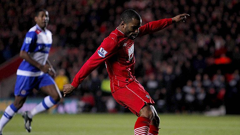 Jason Puncheon scores the game's only goal