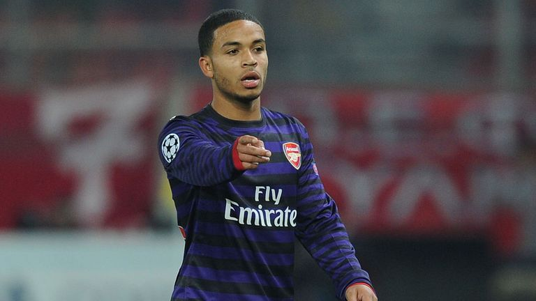 Jernade Meade: Has been dropped into the free agent pool by Arsenal