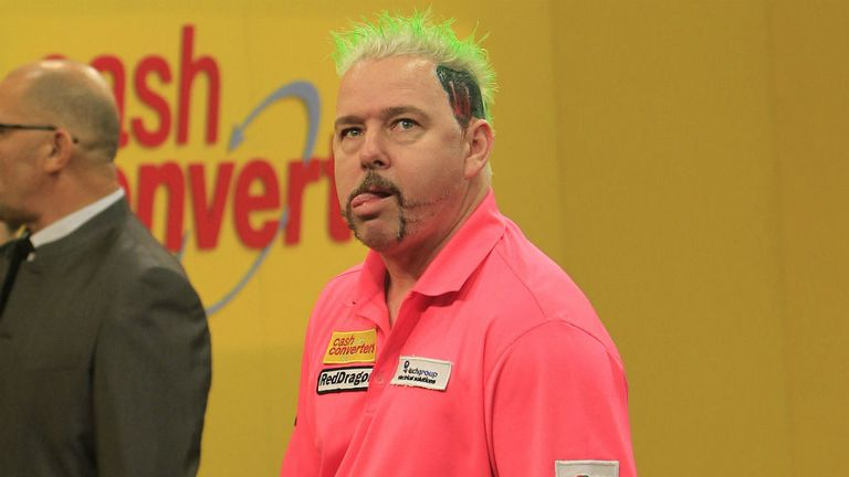 Peter Wright: Walked off with the title in Crawley