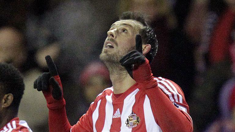 Steven Fletcher: Scored twice for Sunderland