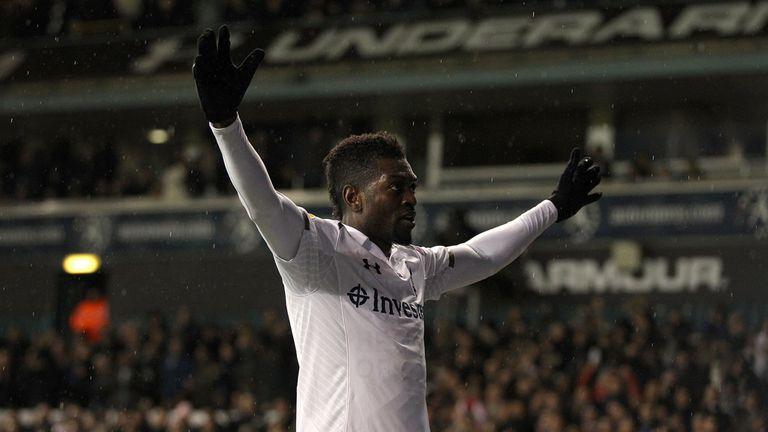 Emmanuel Adebayor: Set to play for Togo