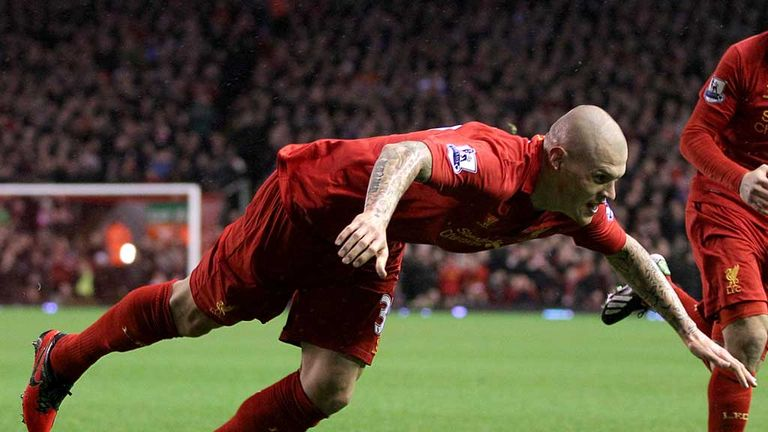 Martin Skrtel: Signed a new long-term contract at Liverpool in the summer of 2012