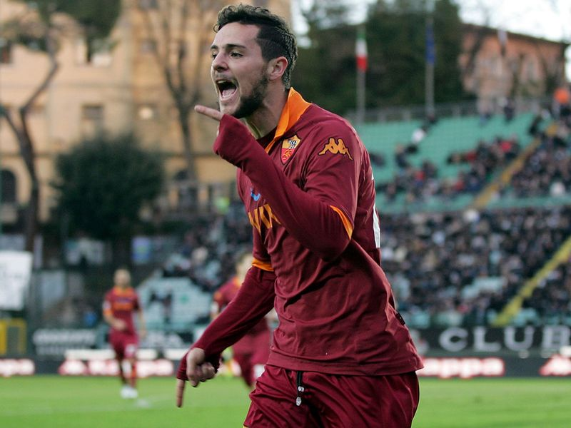 Mattia Destro Genoa Player Profile Sky Sports Football
