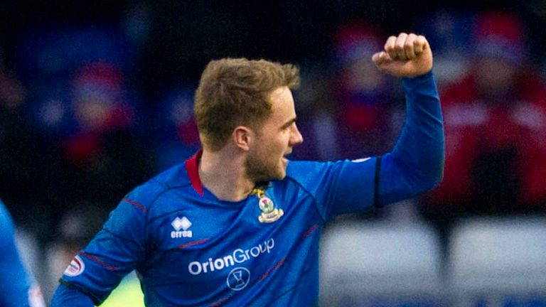 Andrew Shinnie: Relishing his move to Birmingham City