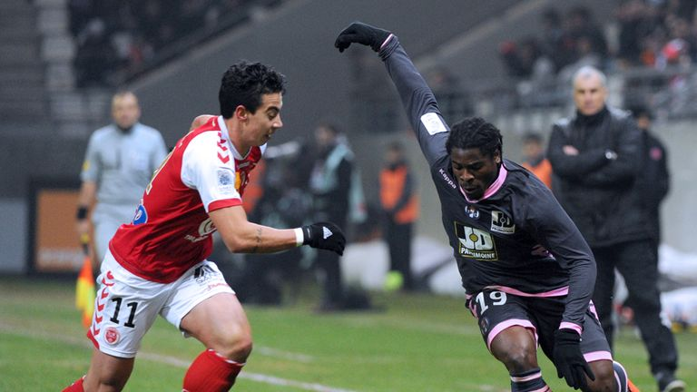 Serge Aurier: Played 27 games in Ligue Un this season for Toulouse