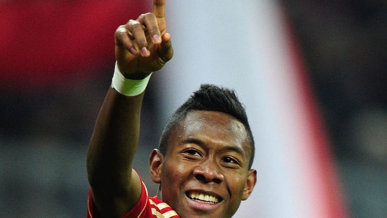 David Alaba: Scored for Austria in win