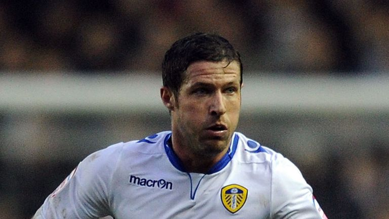 David Norris: Made just 36 appearances for Leeds