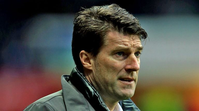 Michael Laudrup: Believes Capital One Cup glory would propel the club to new heights