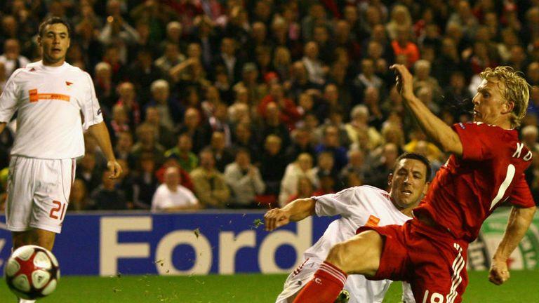 Liverpool v Debrecen: Under investigation by Interpol for match-fixing