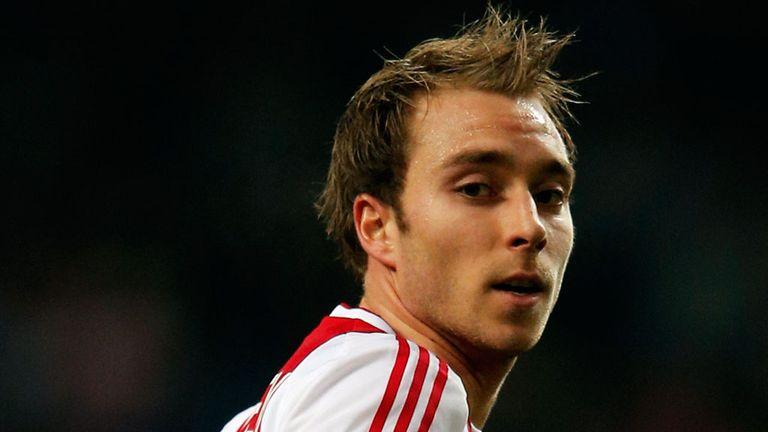 Christian Eriksen: Danish star has caught the eye of Borussia Dortmund and Liverpool