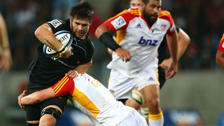 Action from Southern Kings' defeat against Waikato