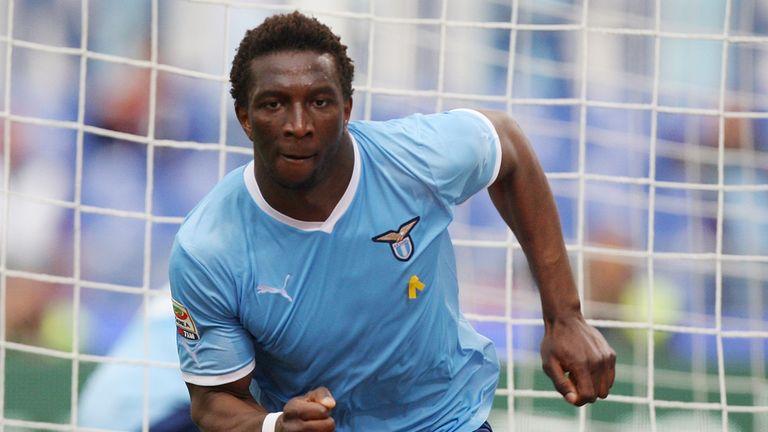 Modibo Diakite: Moving to Sunderland on a free transfer from Lazio