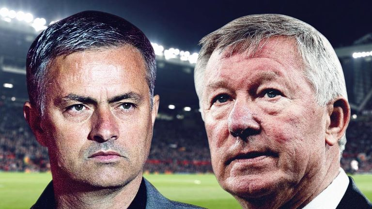 The battle on the touchline could well decide a mouth-watering Champions League clash at Old Trafford