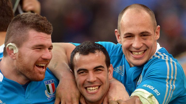 """Sergio Parisse: """"We have nothing to be envious of"""""""