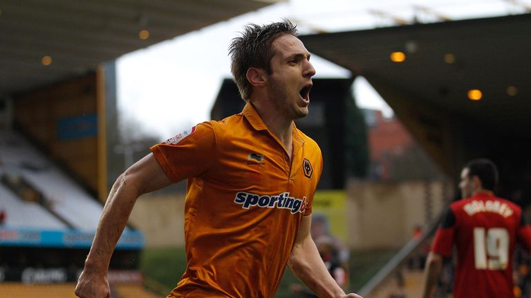Kevin Doyle: All smiles after netting a vital winner