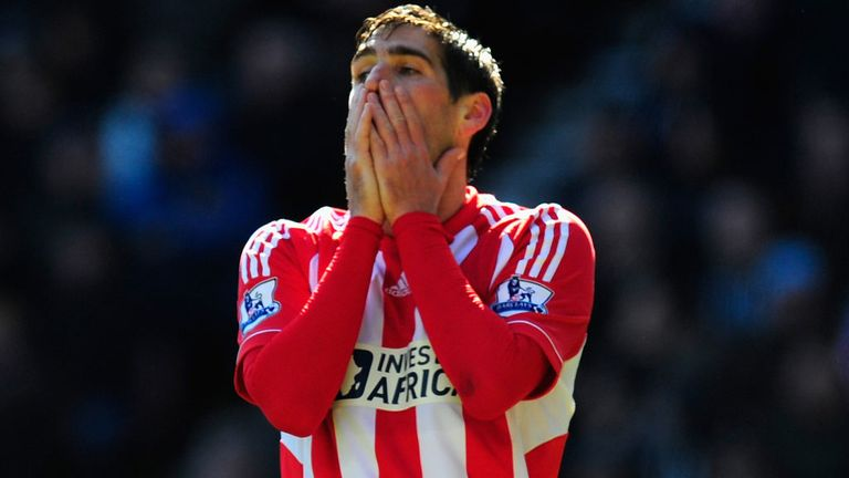 Danny Graham: Admitted he has not been good enough for Sunderland