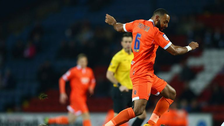 Liam Trotter: Man on the spot for Millwall