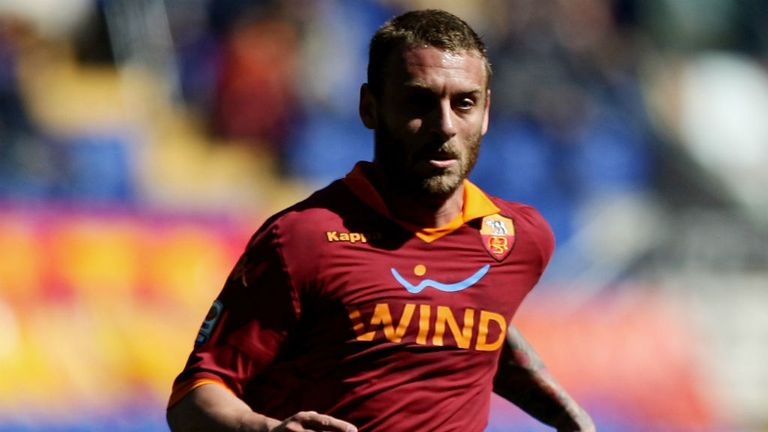 Daniele De Rossi: Could be on the market