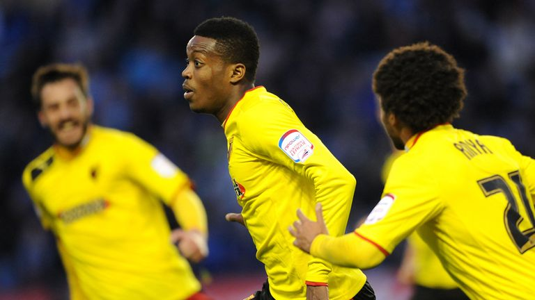 Nathaniel Chalobah: Sensational strike doubled his side's lead