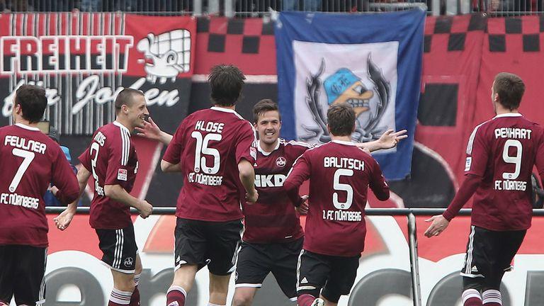 FC Nurnberg: The Bundesliga club have completed the signings of strikers Daniel Ginczek and Marius Stepinski