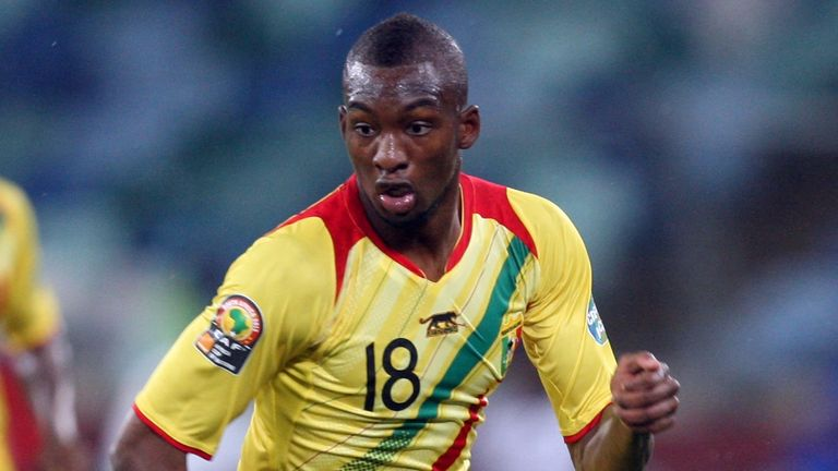 Samba Sow: Flattered by reported interest from England