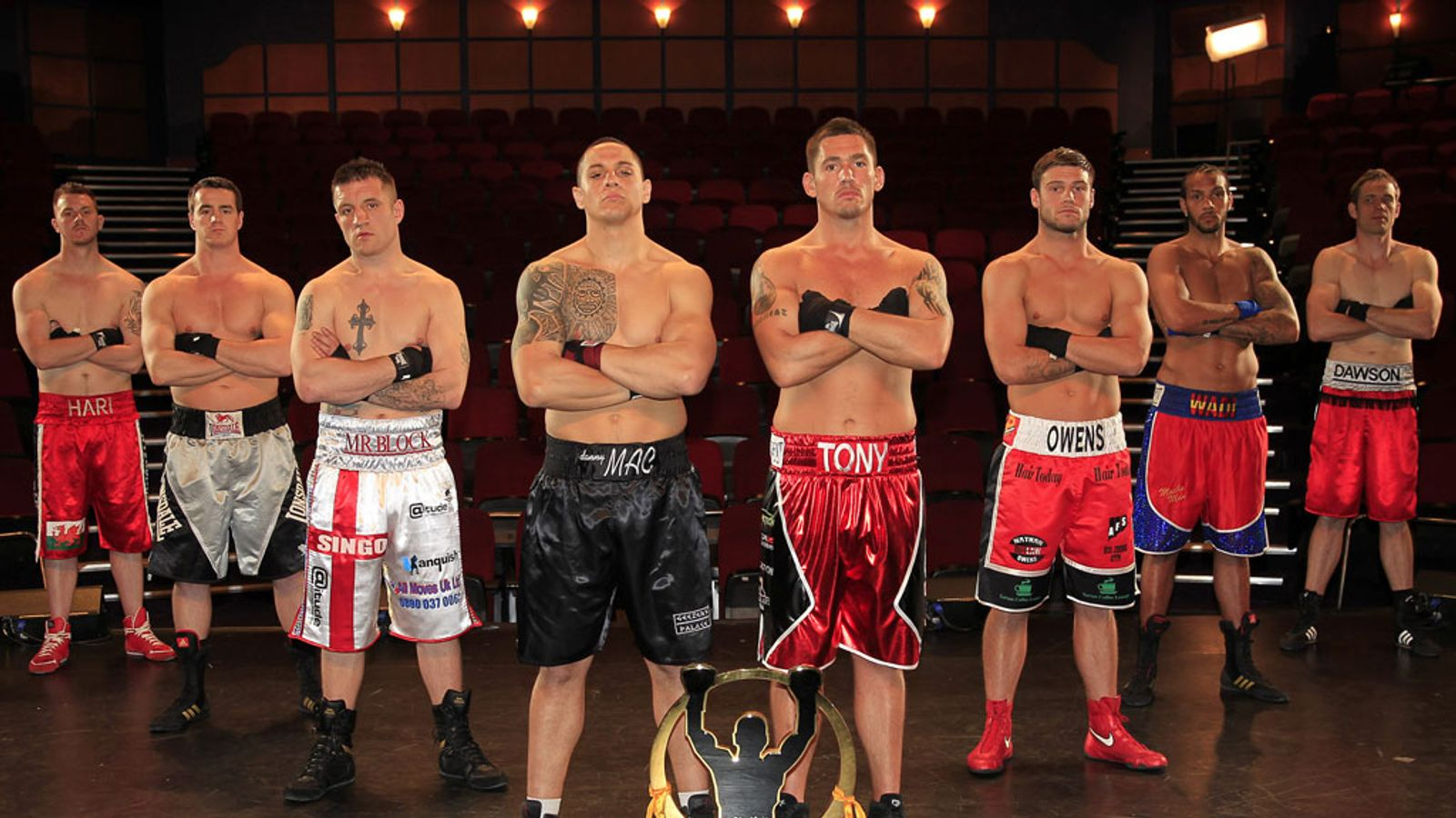 Prizefighter cruiserweights betting odds ig index spread betting charges dropped