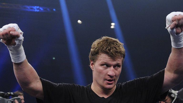 Alexander Povetkin remains Wilder's mandatory challenger