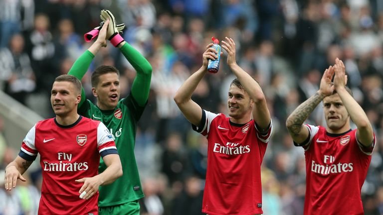 Moment is now for Arsenal to target title push, says Gary