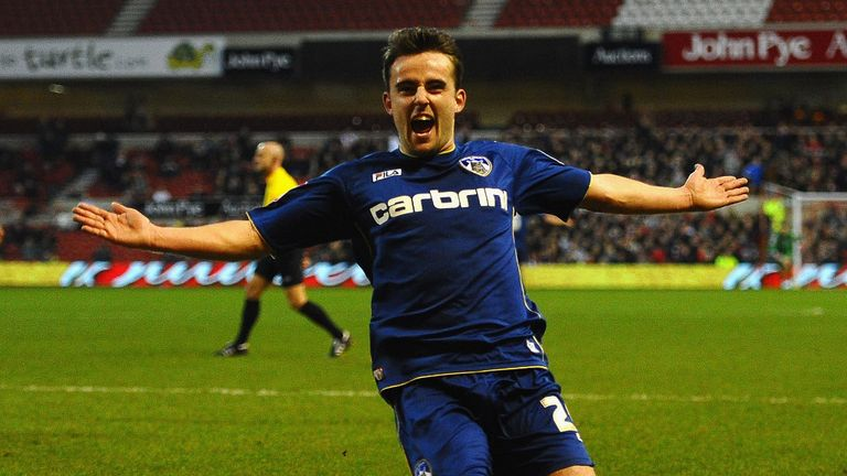 Jose Baxter: Sealed the win