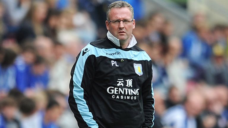 Paul Lambert: Confident competition for places at Aston Villa is positive