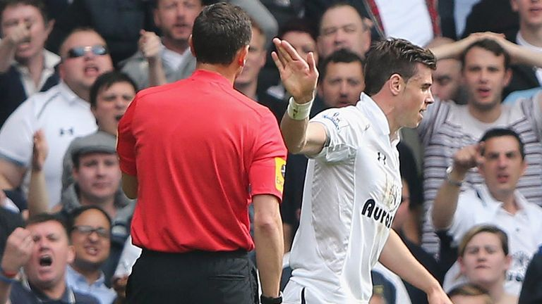 Gareth Bale's brilliance did not prove to be enough for Tottenham