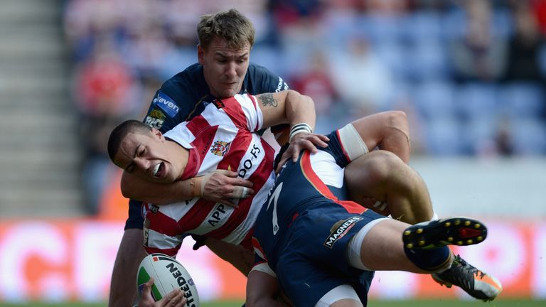 Anthony Gelling: Named in Cook Islands' 24-man squad for the World Cup