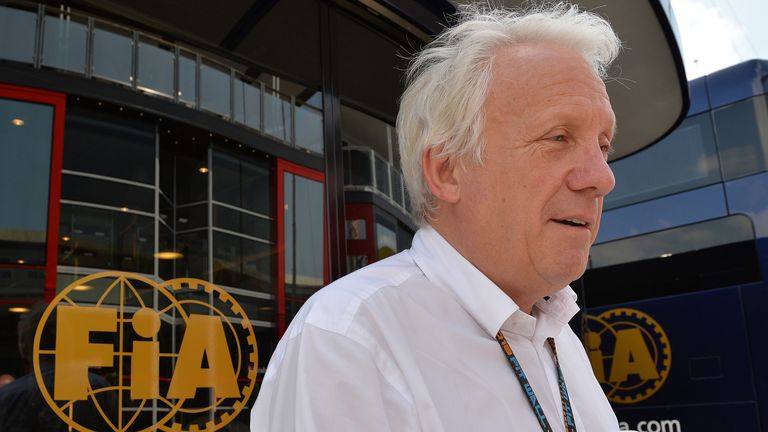"Charlie Whiting: ""Quite unlikely"" there'll be no finishers in Melbourne"