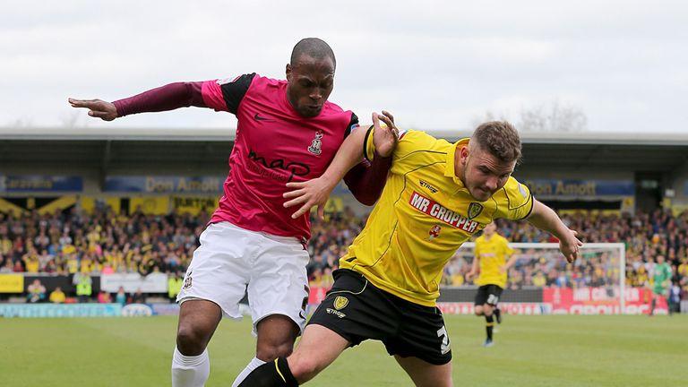 Alex MacDonald: Is close to sealing a permanent move to Burton