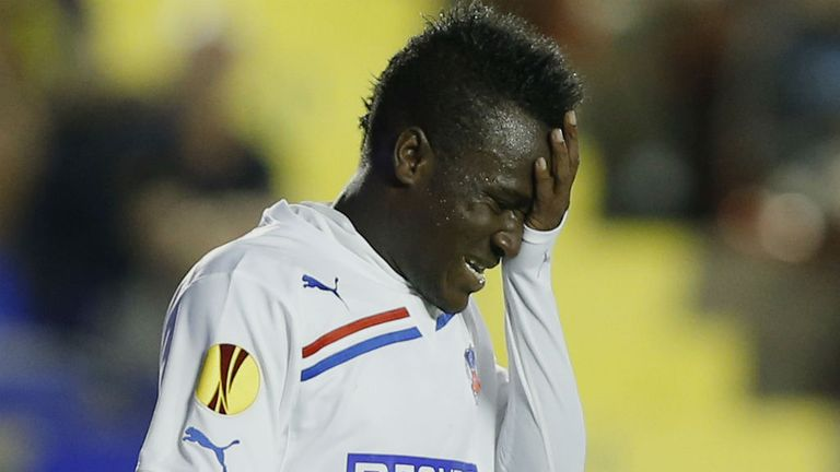 David Accam: Target for Leicester, Norwich and Brighton