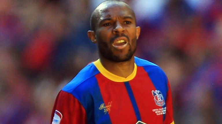 Danny Gabbidon: Agreed new Crystal Palace contract