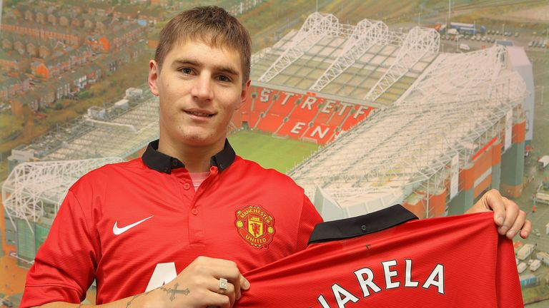 Guillermo Varela: Manchester United defender could be set for loan exit